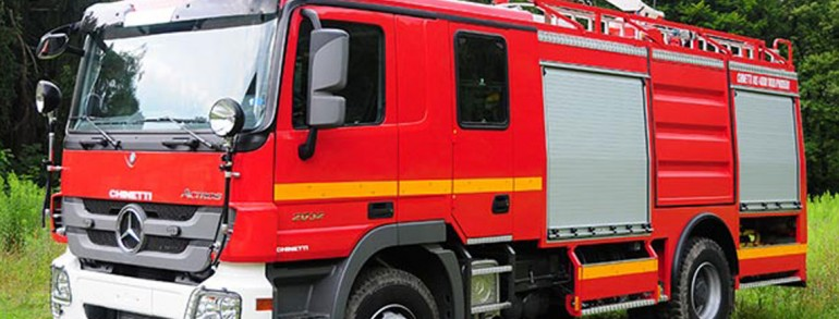D – Veicolo Antincendio Polivalente / Multipurpose Fire Fighting Vehicle