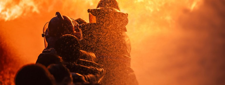 A – Pompiere / Fireman