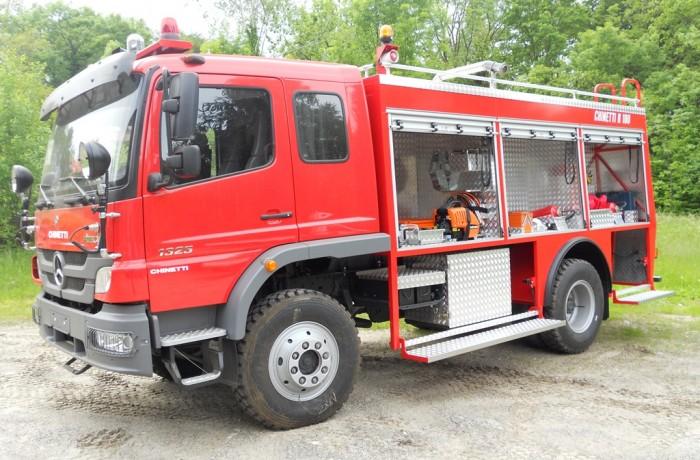 Rescue R100 4×4
