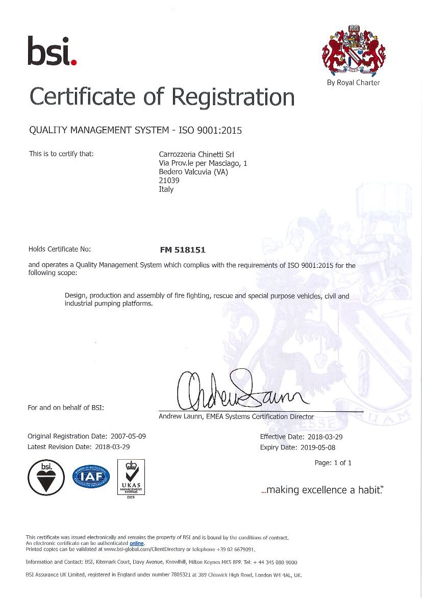 Quality Control Certification Gallery - Free Certificates